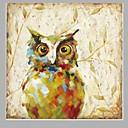 halpa Ylä- Taiteilija-Hang-Painted öljymaalaus Maalattu - Eläimet European Style Kangas