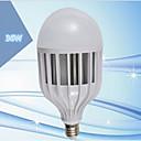 billige LED-lyspærer-LERHOME 36W 3600 lm E26/E27 LED-globepærer G125 72 leds SMD 5730 Dekorativ Kjølig hvit 220V-240V