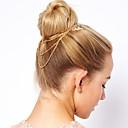abordables Brazaletes-Mujer Flor, Legierung garra del pelo - Elegante / Pinzas / Pinzas