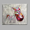 billige Dyr Malerier-Hang-Painted Oliemaleri Hånd malede - Dyr Moderne Lærred