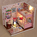 cheap Doll Houses-COSMOSLIGHT Night Light Battery Powered Artistic LED Modern/Contemporary