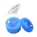abordables Utensilios de Horno-Herramientas para hornear Silicona Creativo / Manualidades Hielo / para helado Cubo Moldes para pasteles 1pc