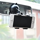 billige Frontlykter til bil-Ziqiao Universell 360 Graders Rotasjon Mount Holder For Samsung / Htc / Iphone / Gps