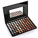 billige Øjenskygger-88 farver Øjenskygger / Makeupværktøj / Pudder Længerevarende Naturlig Daglig makeup / Rygende makeup Daglig Makeup Kosmetiske