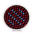 ieftine LED Grow Lights-800-850 lm E26/E27 Cultivarea becurilor 106 led-uri SMD 3528 Albastru Roșu AC 85-265V