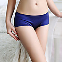 cheap Panties-Women's Seamless Panties Shorties & Boyshorts Panties Solid Colored Mid Waist