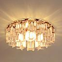 olcso Süllyesztett-Mennyezeti lámpa Háttérfény Kristály Kristály, LED 220-240 V Az izzó tartozék