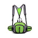 cheap Cycling Jerseys-HWJIANFENG 10-20 L Fanny Pack / Hiking Waist Bag - Adjustable, Portable, Moistureproof Outdoor Cycling / Bike Nylon