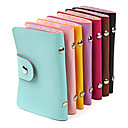 cheap Cases & Purses-Business Card Holder Multi-color, PU Leather Business Organization 1pc