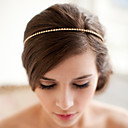 cheap Wedding Shoes-Alloy Headbands / Headwear with Floral 1pc Wedding / Special Occasion Headpiece