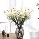 olcso Nyaralás Felei-Művirágok 1 Ág Modern stílus Százszorszépek Asztali virág
