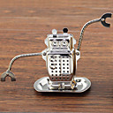 tanie Kawa i herbata-robota wiszące herbaty zaparzaczem ze stali nierdzewnej z tacą ociekową tacy
