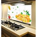 hesapli Mutfak Temizlik Gereçleri-Yüksek kalite 1pc Kağıt Yağ Sızdırmaz Çıkartmalar Araçlar, Mutfak Temizlik malzemeleri