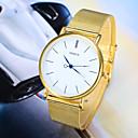 abordables Relojes de Hombre-Hombre Reloj de Pulsera Reloj Casual Aleación Banda Encanto Plata / Dorado