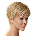 cheap Human Hair Wigs-Synthetic Wig Curly Synthetic Hair Wig Women's Short Capless