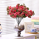 cheap Artificial Flower-Artificial Flowers 1 Branch Simple Style Plants / Baby Breath Tabletop Flower