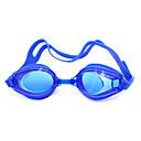 billige Swim Goggles-Svømmebriller Vanntett / Anti-Tåke silica Gel Plast Hvit / Svart Grønn / Rosa / Svart