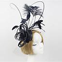 preiswerte Parykopfbedeckungen-Damen Party, Stoff Haar Clip