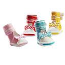 preiswerte Hundekleidung-Hund Schuhe und Stiefel Modisch Gelb Rot Blau Rosa Für Haustiere