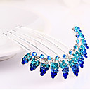 cheap Women's Heels-Alloy Hair Combs / Headwear / Hair Tool with Floral 1pc Special Occasion / Casual Headpiece