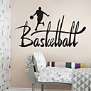 halpa Seinätarrat-Eläimet Ihmiset Asetelma Romantiikka Muoti Muodot Vintage Holiday Sarjakuva Leisure Fantasy Wall Tarrat Ihmiset Wall Stickers