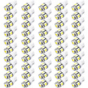 cheap Vehicle Working Light-T10 Car Light Bulbs 2.5 W SMD 5050 234 lm 5 Turn Signal Light For universal