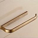 preiswerte Toilettenbürstenhalter-Handtuchhalter Moderne Messing 1 Stück - Hotelbad 1-Handtuchstange