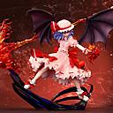 baratos Personagens de Anime-Figuras de Ação Anime Inspirado por Projecto de Touhou Fantasias PVC 10 CM modelo Brinquedos Boneca de Brinquedo