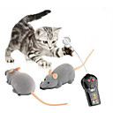 cheap RC Parts & Accessories-Remote Control Building Kit Animals Mouse Remote Control / RC Walking Classic