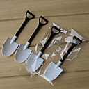 cheap Mugs & Cups-Kitchen Tools Plastics Spades & Shovels / Dessert Spoon / Novelty Ice Cream 100pcs