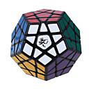 billige Mode Øreringe-Rubiks terning DaYan MegaMinx 3*3*3 Let Glidende Speedcube Magiske terninger Puslespil Terning Professionelt niveau Hastighed Gave