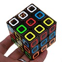 baratos Cubos de Rubik-Rubik's Cube QI YI Dimension 3*3*3 Cubo Macio de Velocidade Cubos mágicos Cubo Mágico Nível Profissional Velocidade Clássico Crianças Adulto Brinquedos Para Meninos Para Meninas Dom