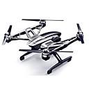 baratos Quadicópteros CR & Multirotores-RC Drone Yuneec Typhoon Q500 8CH 3 Eixos 5.8G Com Câmera HD 4K Quadcópero com CR Retorno Com 1 Botão / Auto-Decolagem / Seguro Contra