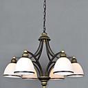 cheap Chandeliers-6-Light Chandelier Downlight - Designers, 110-120V / 220-240V Bulb Not Included / 15-20㎡ / E26 / E27