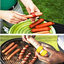 זול כלי מטבח-כלי מטבח פלסטי קולף & פומפייה עבור כלי בישול 1pc