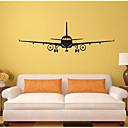 رخيصةأون ملصقات الحائط-أشكال المواصلات ملصقات الحائط لواصق حائط الطائرة لواصق حائط مزخرفة, PVC تصميم ديكور المنزل جدار مائي جدار