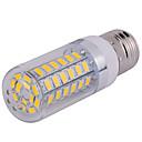 hesapli LED Ampuller-YWXLIGHT® 1500 lm E14 G9 E26/E27 LED Mısır Işıklar T 60 led SMD 5730 Sıcak Beyaz Serin Beyaz AC 110V AC 220V