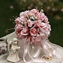 "baratos Bouquets de Noiva-Bouquets de Noiva Buquês Casamento Festa / Noite Seda 9.84""(Aprox.25cm)"