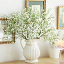 tanie Sztuczny kwiat-Sztuczne Kwiaty 1 Gałąź Styl nowoczesny Łyszczec Bukiety na stół