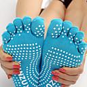 abordables Ropa de fitness, running y yoga-Mujer Calcetines Reductor del Sudor / A prueba de resbalones para Yoga