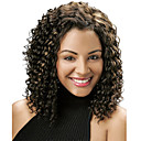 cheap Synthetic Lace Wigs-europe and the united states deep mixed curly fashion woman s short wig