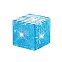 Χαμηλού Κόστους Ξύλινα παζλ-Τουβλάκια Μαγικοί κύβοι Παζλ 3D Παζλ Κρυστάλλινα παζλ Φτιάξτο Μόνος Σου Κρύσταλλο ABS Χριστούγεννα Δώρο