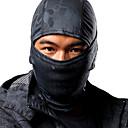 preiswerte Schutzausrüstung-Unisex Gesichtsmaske Rasche Trocknung / Anti-Insekten / Atmungsaktiv für Camping & Wandern / Jagd / Angeln