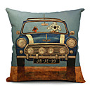 cheap Pillow Covers-1 pcs Linen Pillow Case, Novelty