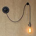 preiswerte Nachtleuchten-Landhaus Stil / Traditionell-Klassisch / Retro Wandlampen Metall Wandleuchte 110V / 110-120V / 220-240V Max 60W