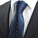 cheap Fashion Watches-Men's Party Work Basic Rayon Polyester Necktie - Jacquard