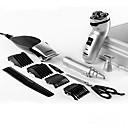 billige Nøkkelringgaver-Elektrisk barbermaskin Rustfritt Stål PRITECH Ergonomisk Design Lav lyd Smøremiddel Dispenser