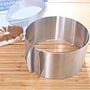 저렴한 패션 귀걸이-Bakeware 도구 스테인레스 브레드 / 케이크 케이크 커터 1 개