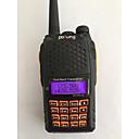 halpa Radiopuhelimet-BAOFENG UV-6 PLUS Radiopuhelin Käsin pidettävä Digitaalinen Äänikehote Kaksoiskanava Kaksoiskanavanäyttö Kaksoisvalmiustila CTCSS/CDCSS
