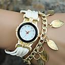 abordables Relojes de Moda-Mujer Reloj Pulsera Gran venta Tejido Banda Encanto / Moda Negro / Blanco / Azul / Un año / Tianqiu 377